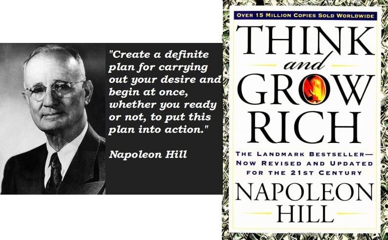 picture of Napoleon Hill