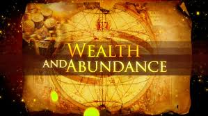 picture of wealth and abundance