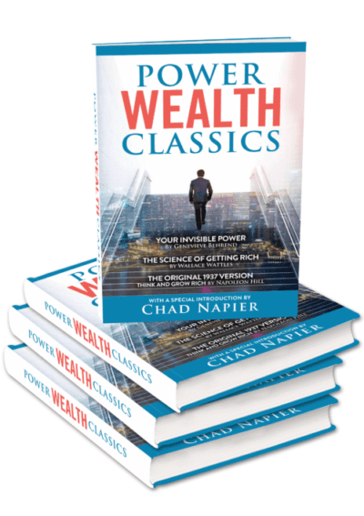 picture of power wealth classics book